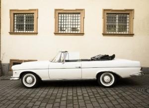 Mercedes 22SE, ca. 1963