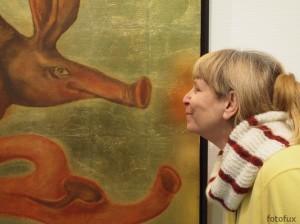Eta Bender - Künstlerin mit Werk