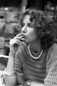 Gabi Metzger, Schauspielerin, 1982