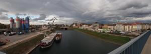 Mannheim Hafen