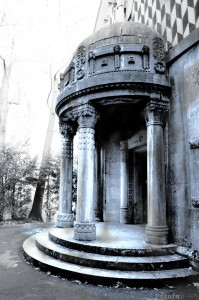 Kapelle im Schlosspark Weinheim