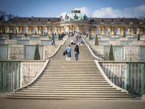 Potsdam, Sanssouci