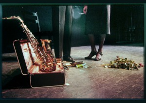 When Jazz is over. Offenbacher Stadttheater, ca. 1982